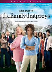 The Family That Preys DVD  Movie