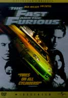 The Fast And The Furious Collectors Edition DVD  (USED)
