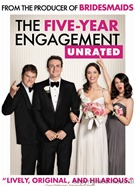 The Five Year Engagement DVD Movie