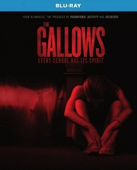 THE GALLOWS Blu-ray Single Disc