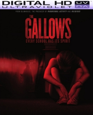 THE GALLOWS HD Digital Ultraviolet UV Code