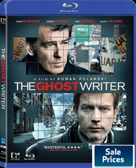 The Ghost Writer Blu-ray Movie