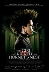 The Girl Who Kicked The Hornets Nest DVD Movie (USED)