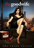 The Good Wife The Third Season DVD