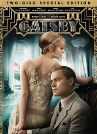 The Great Gatsby DVD Movie Two-Disc Special Edition