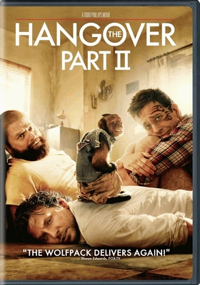 The Hangover Part II DVD (USED)