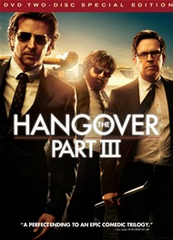 The Hangover Part III  (DVD + UltraViolet)