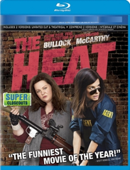 The Heat Blu-ray (USED)