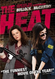 The Heat DVD (USED)