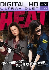 The Heat Digital HD Digital Ultraviolet Code