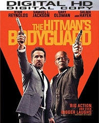 The Hitman's Bodyguard  HD Ultraviolet or iTunes Code