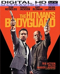 The Hitman's Bodyguard  HD Ultraviolet UV Code      (PRE-ORDER WILL EMAIL ON OR BEFORE 11-21-17 AT NIGHT)