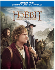 The Hobbit An Unexpected Journey Blu-ray + DVD + UltraViolet