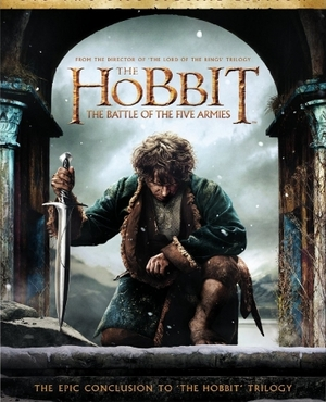 The Hobbit The Battle of the Five Armies DVD Single Disc
