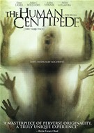 The Human Centipede DVD Movie (USED)