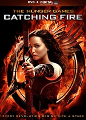 The Hunger Games Catching Fire (DVD + UltraViolet)
