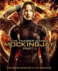 The Hunger Games Mockingjay Part 1 DVD