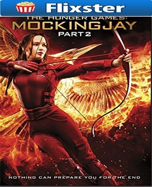 The Hunger Games: Mockingjay Part 2 HD UV Code (FLIXSTER)