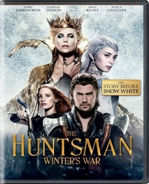 The Huntsman: Winter's War DVD