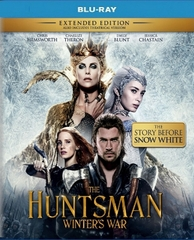 The Huntsman: Winter's War - Extended Edition Blu-ray