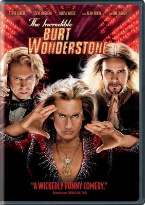 The Incredible Burt Wonderstone DVD + UltraViolet
