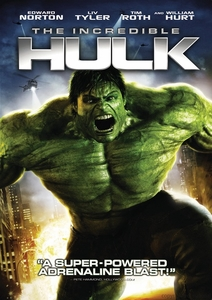 The Incredible Hulk DVD (USED)
