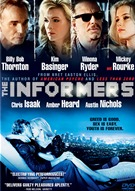 The Informers DVD Movie (USED)