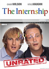 The Internship DVD Movie