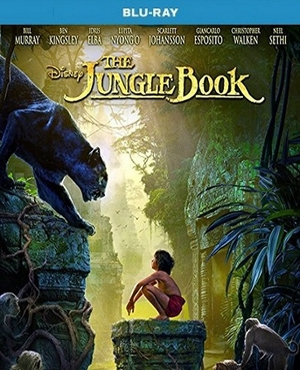 The Jungle Book Blu-ray (USED)