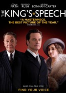 The King's Speech DVD (USED)