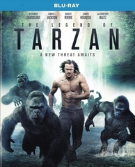 The Legend Of Tarzan Blu-ray (USED)