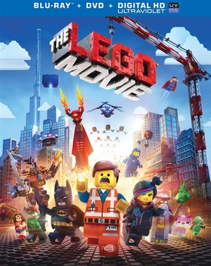 The Lego Movie (Blu-ray + DVD + UltraViolet)