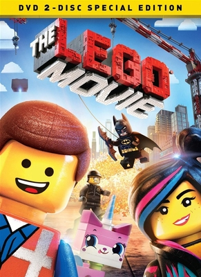 The Lego Movie Special Edition (DVD + UltraViolet)