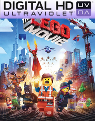 The Lego Movie Digital HD Ultraviolet UV Code