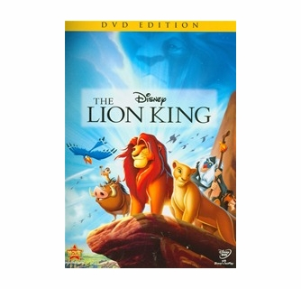 The Lion King Diamond Edition DVD Movie Used | Buy The Lion