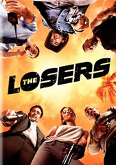 The Losers DVD Movie (USED)
