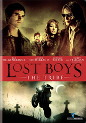 The Lost Boys The Tribe DVD Movie