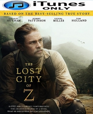 The Lost City of Z HD iTunes Code