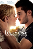 The Lucky One DVD  Movie
