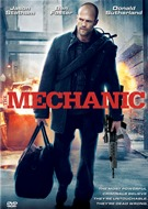 The Mechanic DVD Movie