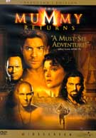 The Mummy Returns  Collectors Edition DVD