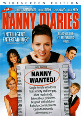 The Nanny Diaries DVD (USED)