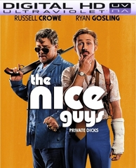 The Nice Guys HD Digital Ultraviolet UV Code