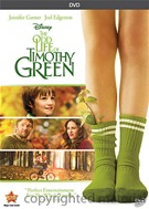 The Odd Life Of Timothy Green DVD Movie