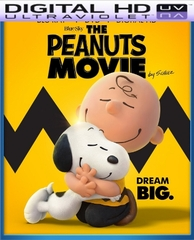 The Peanuts Movie HD Digital Ultraviolet UV or iTunes Code