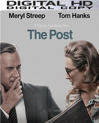 The Post HD UV or iTunes Code