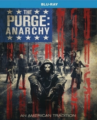 The Purge Anarchy Blu-ray Single Disc