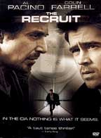 The Recruit DVD Movie