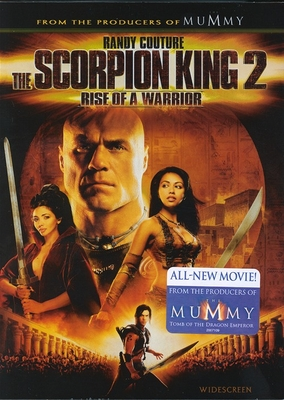 The Scorpion King 2 Rise of a Warrior DVD Movie (USED)