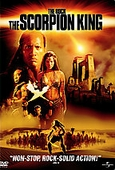 The Scorpion King DVD Movie (USED)